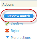 Review match