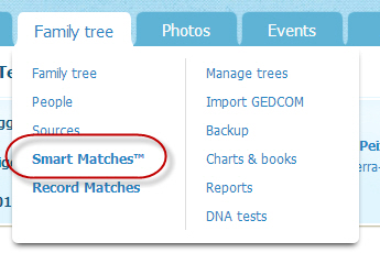 Smart Matches