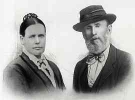 William with wife Jane nee Gordon - Lee Family Web Site