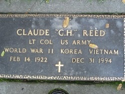 Claude Herbert Reed - Switzer Web Site