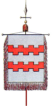 Banner of the Lords of Van Arkel