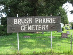 Bush Prairie Cemetery - FRANCES SANDERS wft,fbc,FBK MARCH 31 2007 april 17 2008 Web Site