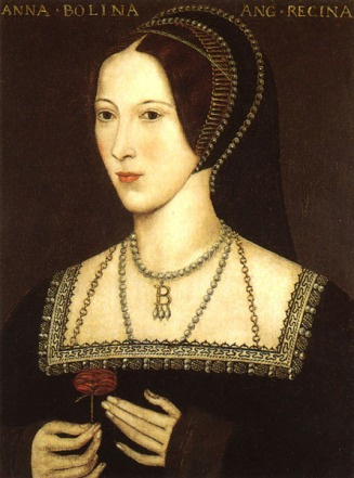 anne boleyn - LOWRY  -  SMITH FAMILY TREE Web Site