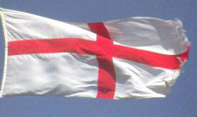 Flag england-flag - Lee Family Web Site