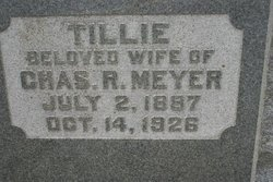 Tillie Meyer - Simmons Web Site