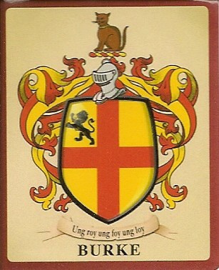 Burke 'coat of arms' - Carr Web Site