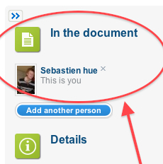 New: Name tagging for videos and documents