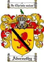 Abernethy Family Crest - Richardson Family Site