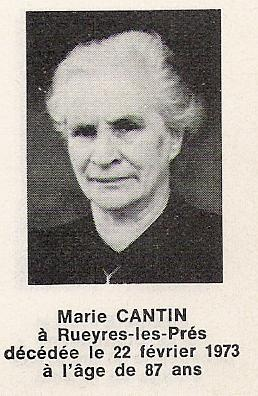 <b>Marie Cantin</b> image mortuaire - CANTIN Web Site - 500010_506882n01e66daf5326gbp