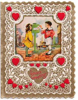 Valentine S Day In The Netherlands Myheritage Blog