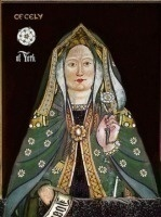 Cicely Lady of the Garter Plantagenet - Bond Family of